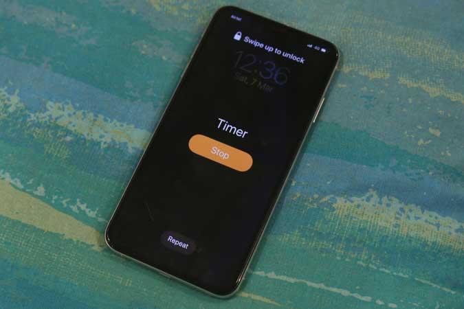 ¿La forma más rápida de configurar un temporizador en tu iPhone?