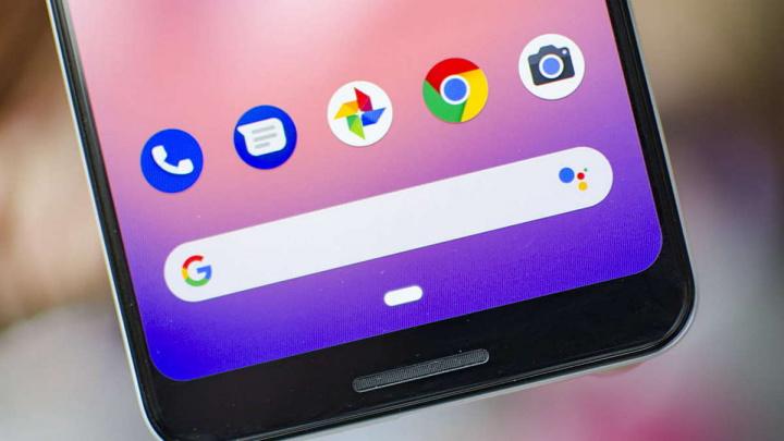 SMS-meddelanden Android Google-app
