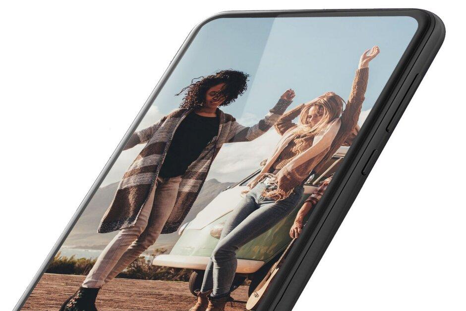 Voisiko tästä salaperäisestä Motorola-matkapuhelimesta ilman nick- tai rei'ityksiä …
