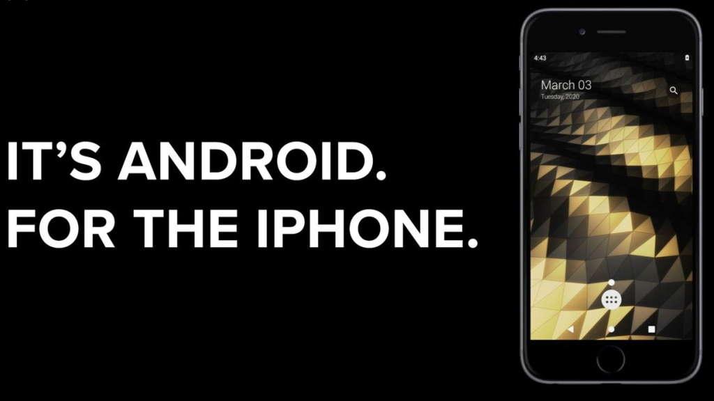 ¿Qué pasa si su iPhone podría ejecutar Android? El proyecto Sandcastle ya se está haciendo cargo