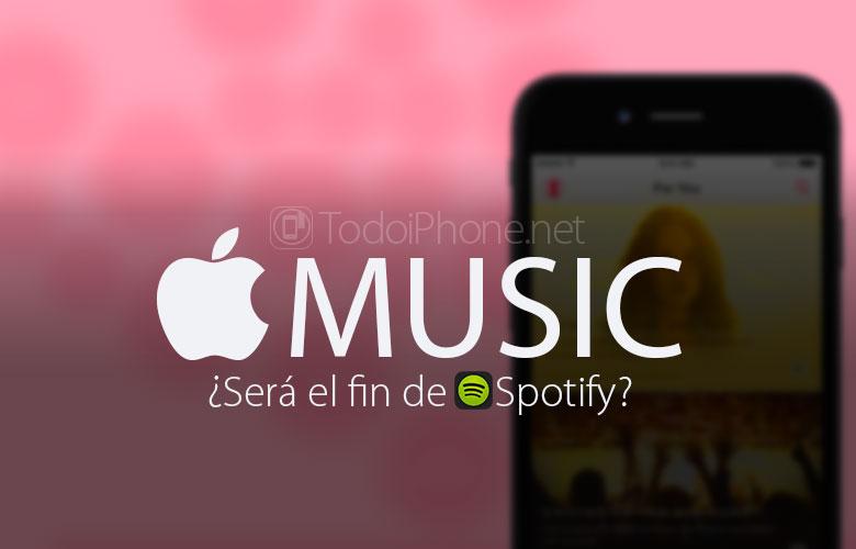Apakah andaApple Musik akan menjadi akhir Spotify? 1