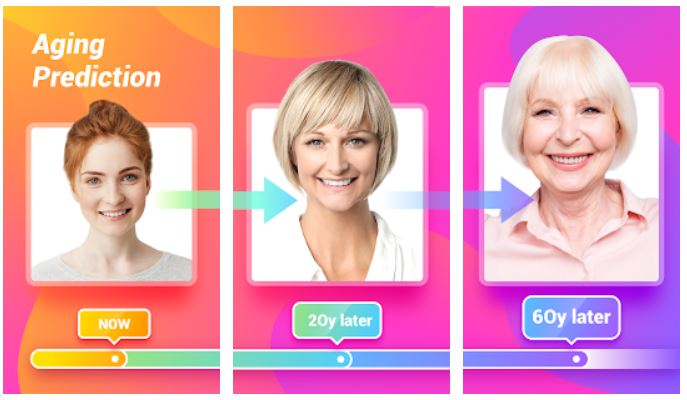 Best Age Progression Apps Android/ iPhone