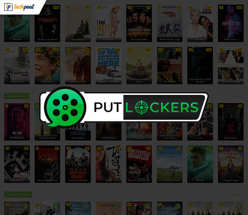 15 Sitios alternativos de Putlocker para transmitir películas gratis