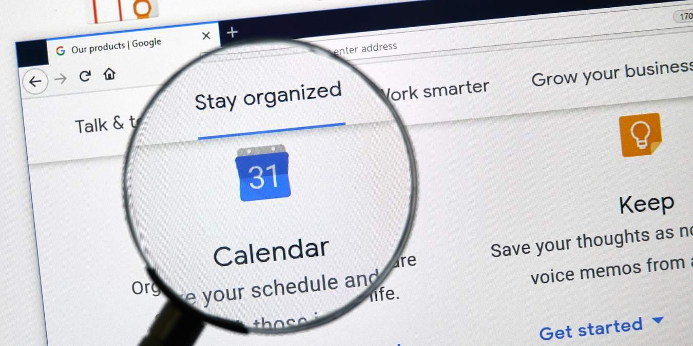 Agregar eventos de Google Calendar desde Chrome omnibox