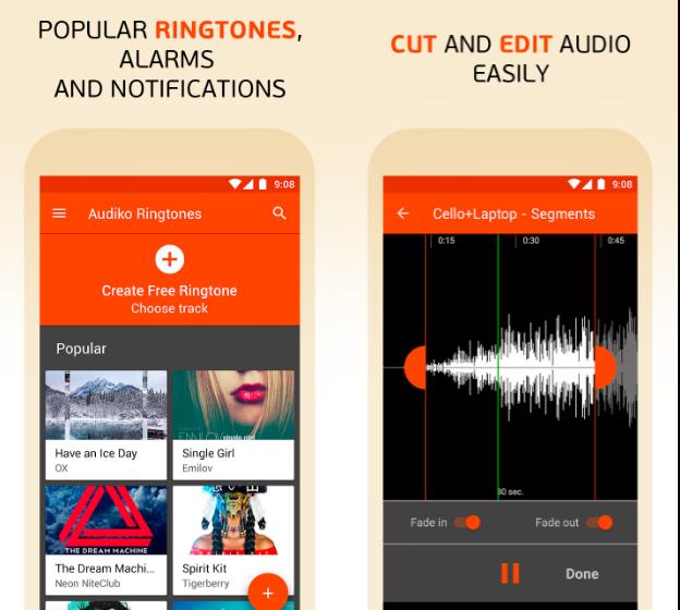 De bästa gratis ringsignalerna för Android