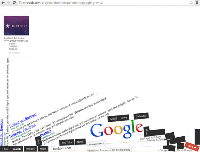 google çəkisi