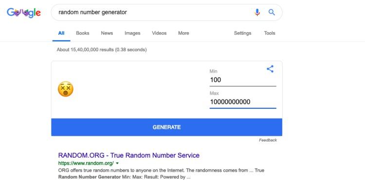 Gördüyünüz 50 gizli Google Pasxa yumurtası 7