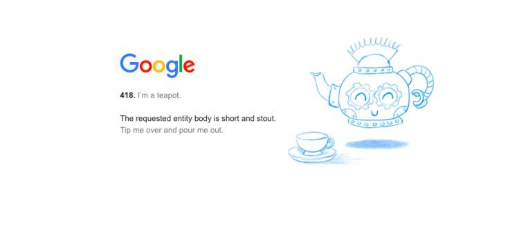 google çaydanı Pasxa yumurtası