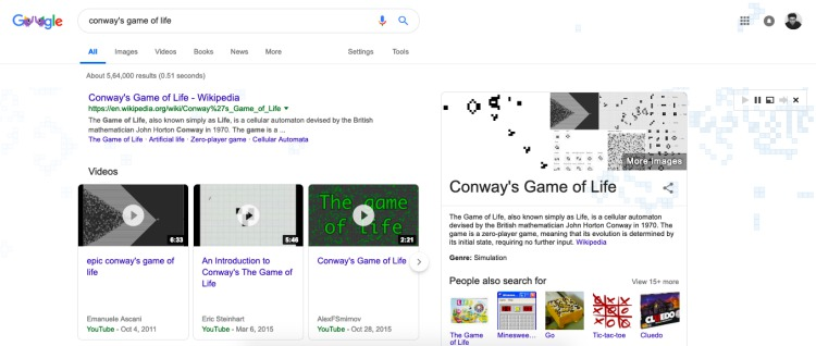 Gördüyünüz 50 gizli Google Pasxa yumurtası 19