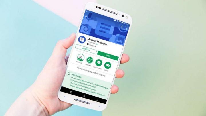 Notificaciones por SMS Android Google app