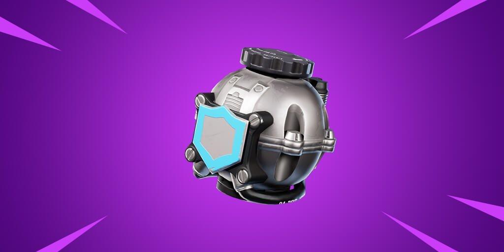 """Lựu đạn """"Bubble Shield"""" mới sắp ra mắt Fortnite 4"""