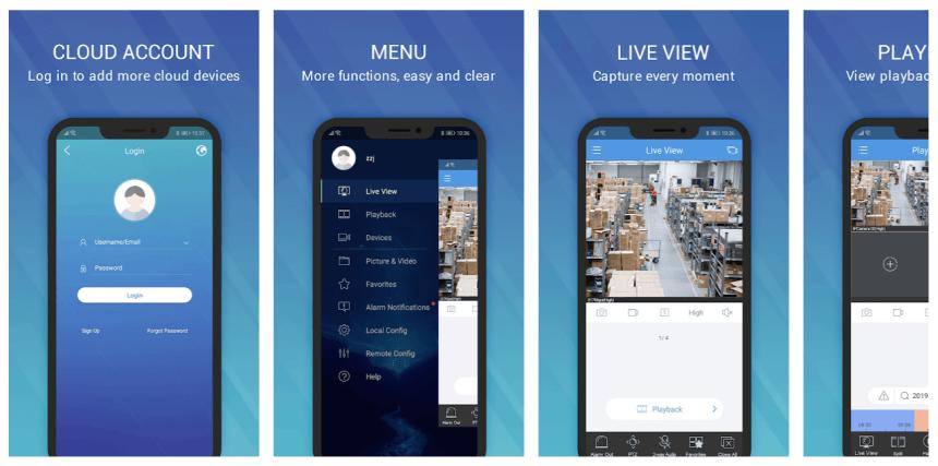 ezview-app-xüsusiyyətləri