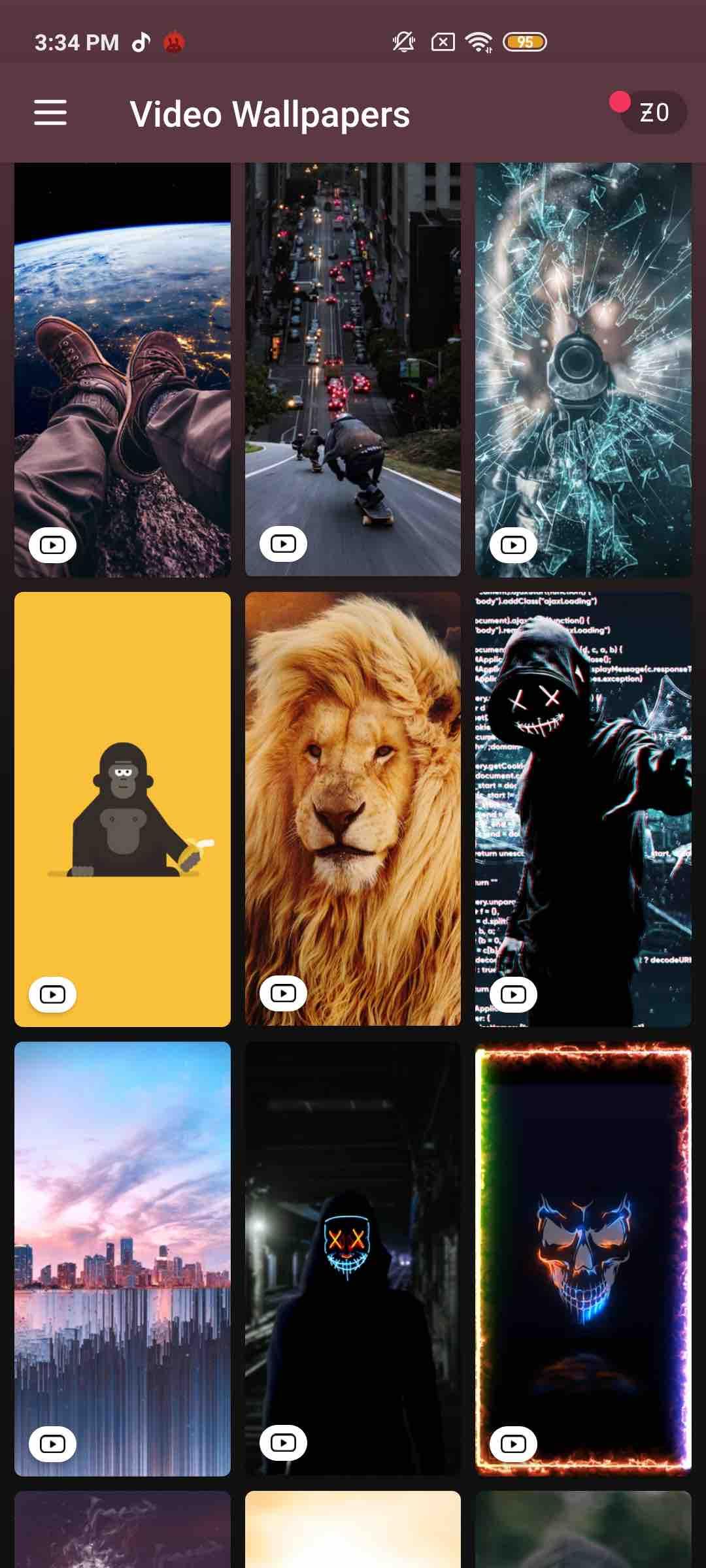 8 Xiaomi / Redmi MIUI üçün ən yaxşı dinamik video divar kağızı ... 2