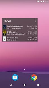 SeriesGuide Show & Movie Manager Captura de pantalla