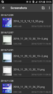 Snipping Tool - Captura de pantalla táctil