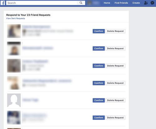 Cómo encontrar amigos en una ciudad específica en Facebook