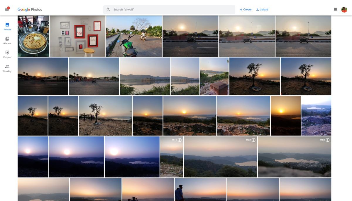 Hébergement de photos gratuit sur Google Photos