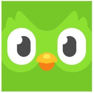 Duolingonun loqosu