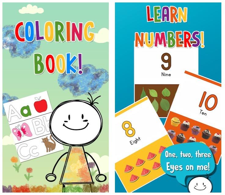 Kids Learning Box tətbiqi