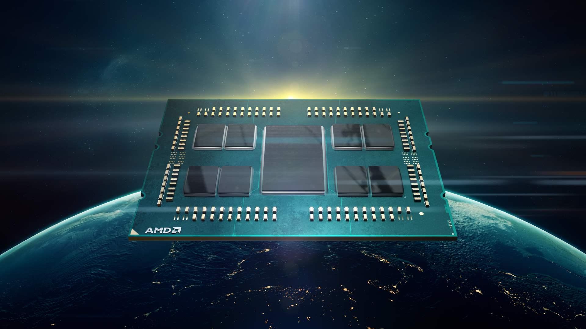 Cấu hình CPU AMD 18 CPU EPYC từ Milan, có thể có các model có tới 80 ... 1