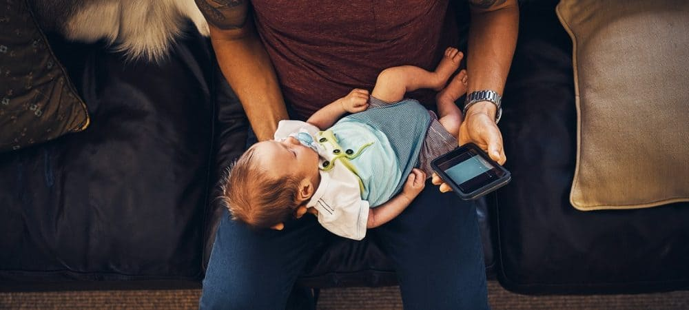 8 Yêu cầu quan trọng đối với cha mẹ mới 3