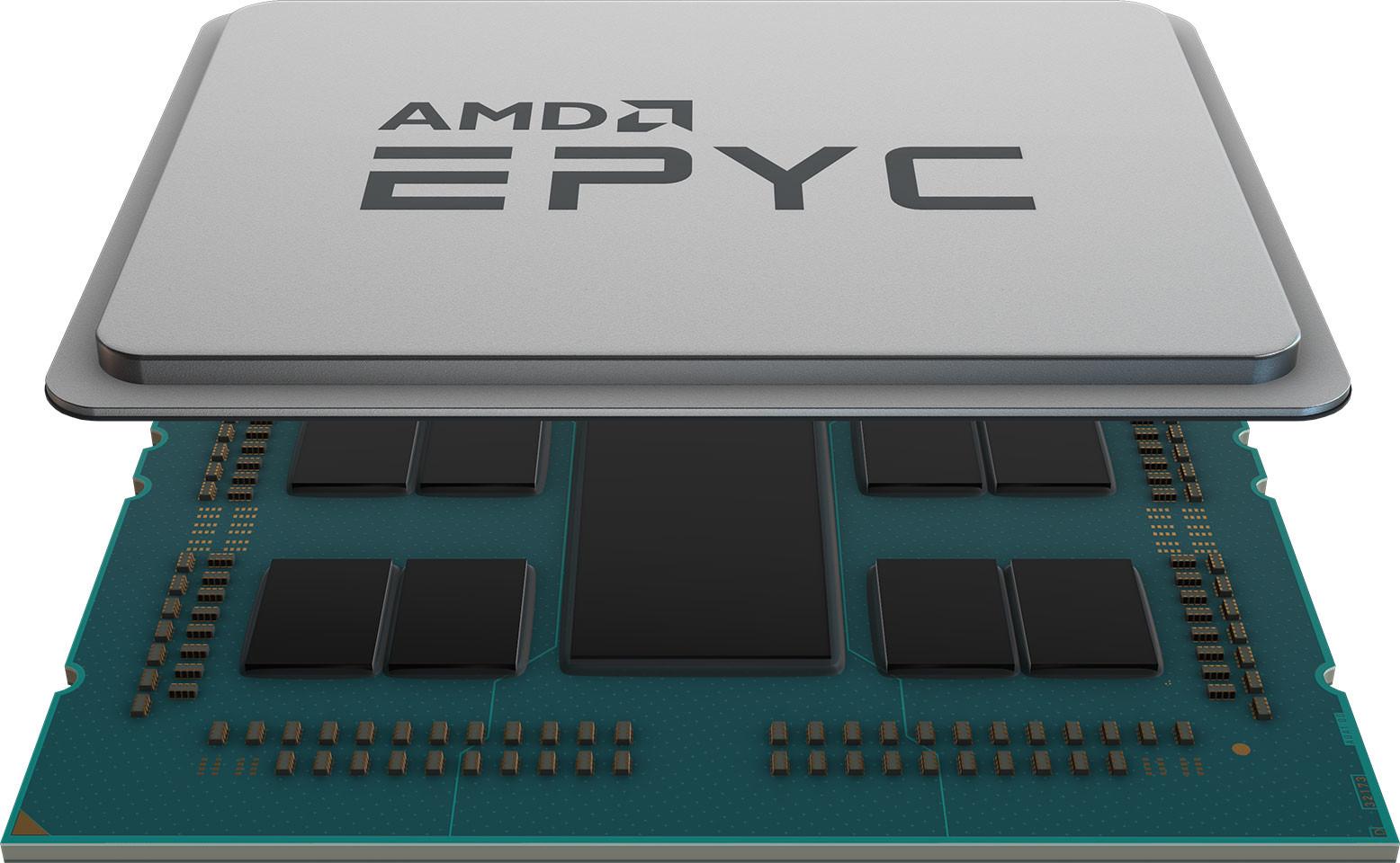 AMD ilmoitti AMD Generation2 EPDC -suorittimen 64 Zen2 @ 7nm-ytimellä