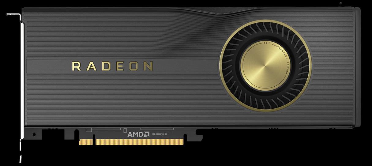 AMD on kiistänyt, että Radeon RX 5700: n tuotanto viitteellisellä suunnittelulla …