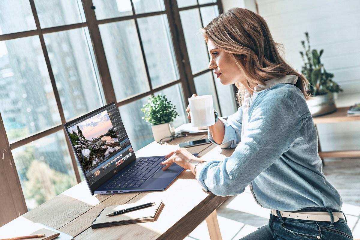 Acer Swift 3Swift 5 Tietokoneet ilmoitettiin portátiles valo