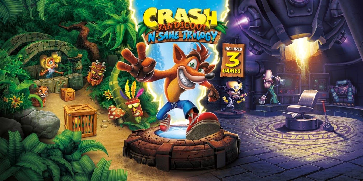 Crash Bandicoot N.Sane Trilogy 740x370 0