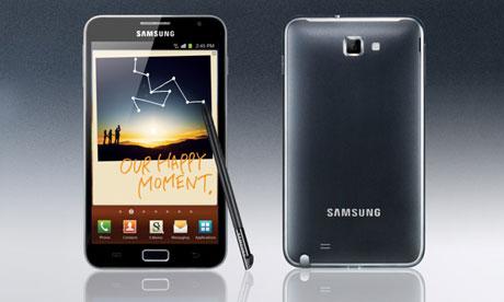 Memperbarui Galaxy Note  N7000 ke Android 4.0.4 XXLRI (Prancis) Firmware Resmi [How To] 1