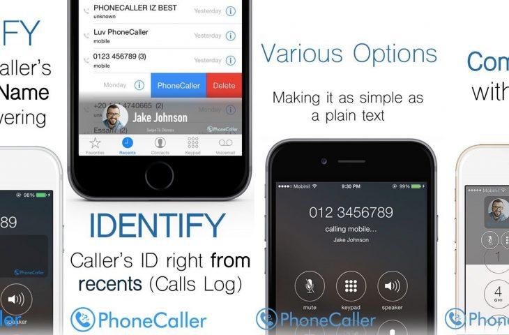 Tambahkan ID Pemanggil iPhone Anda yang sudah di-jailbreak dengan PhoneCaller 1