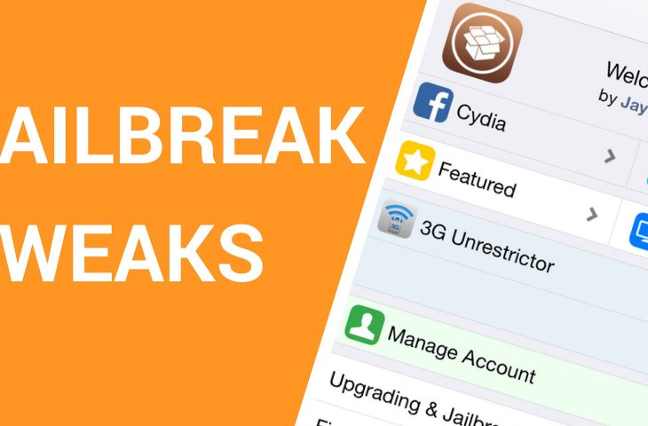 Tweak jailbreak dalam seminggu: Appaze, PortraitXI, WeatherUnlockText, dan banyak lagi 1
