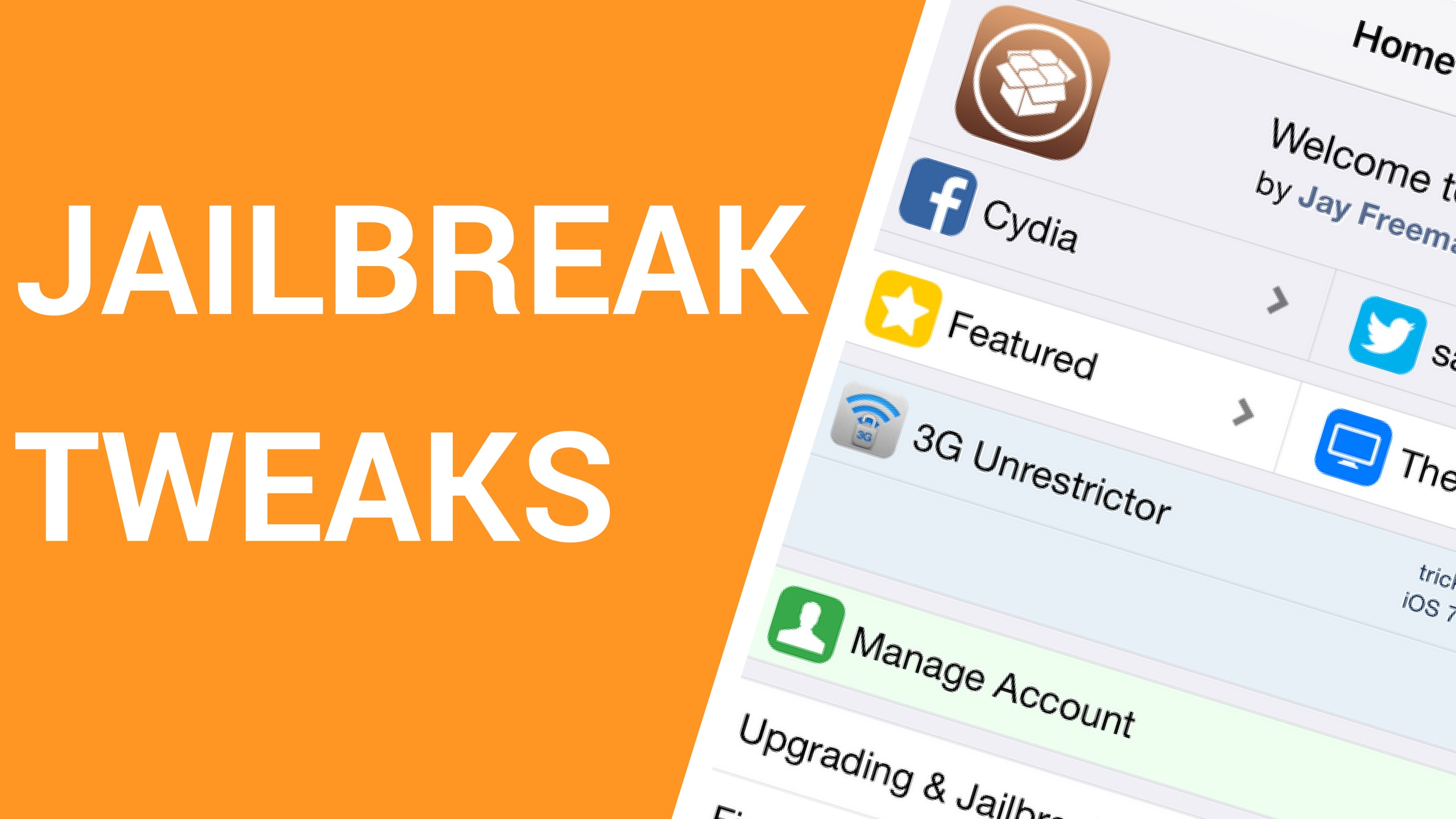 Ajustar jailbreak en una semana: PhoneCaller, SafePowerOff y muchos más 2