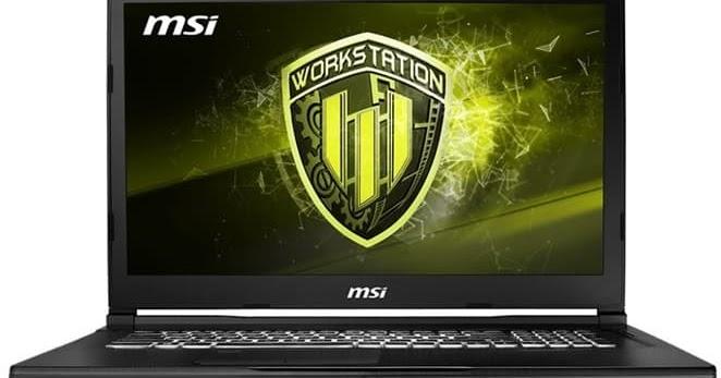 [Análisis] MSI WE63 8SI-240XES, workstation yang sempurna untuk menuntut pengguna yang memberikan promosi