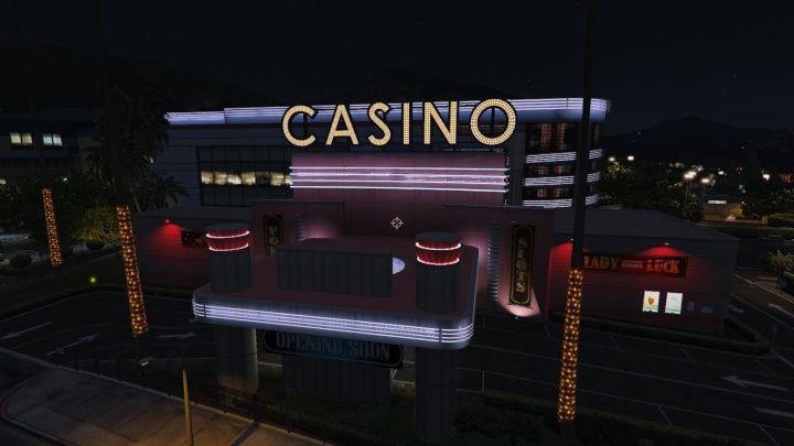Teaser Pembukaan Kasino Besar di GTA Online