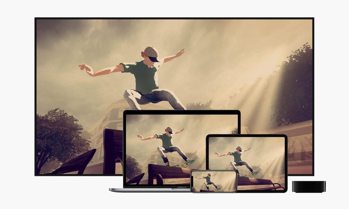 Apple IOS Gaming Arcade -tilauspalvelut: yksityiskohdat täällä