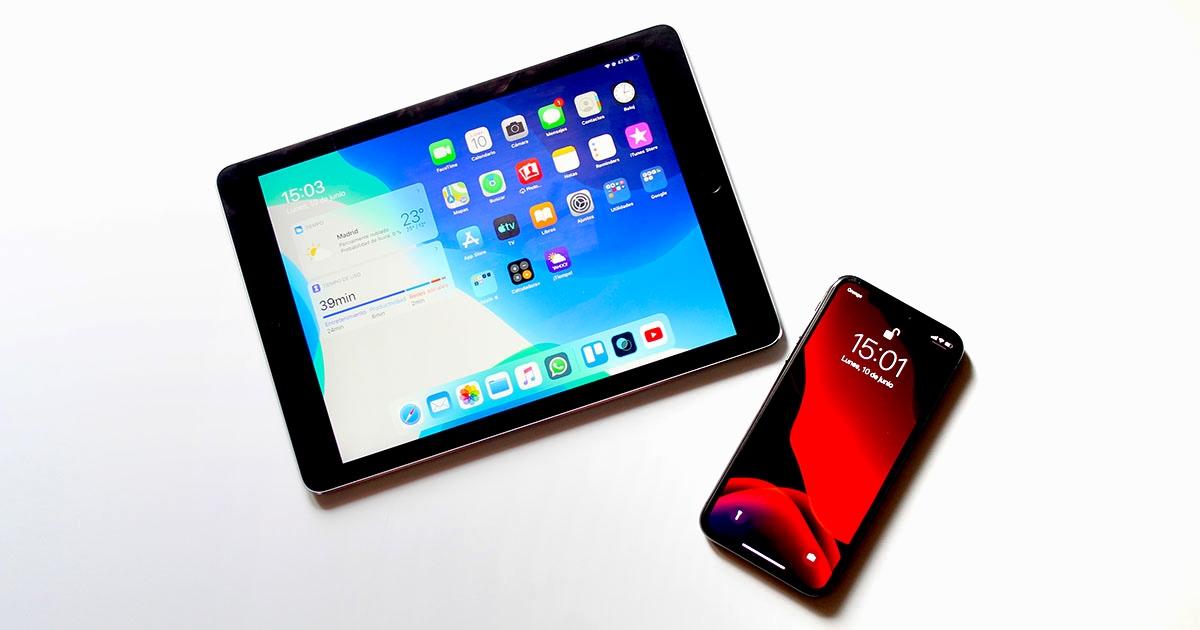 ipadOS iOS 13