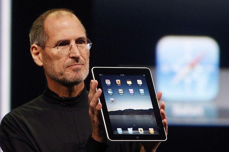 Apple iPad Ternyata 10; Inilah Lihat Pengumuman Tablet Ikon Steve Jobs pada 2010 (Video) 1