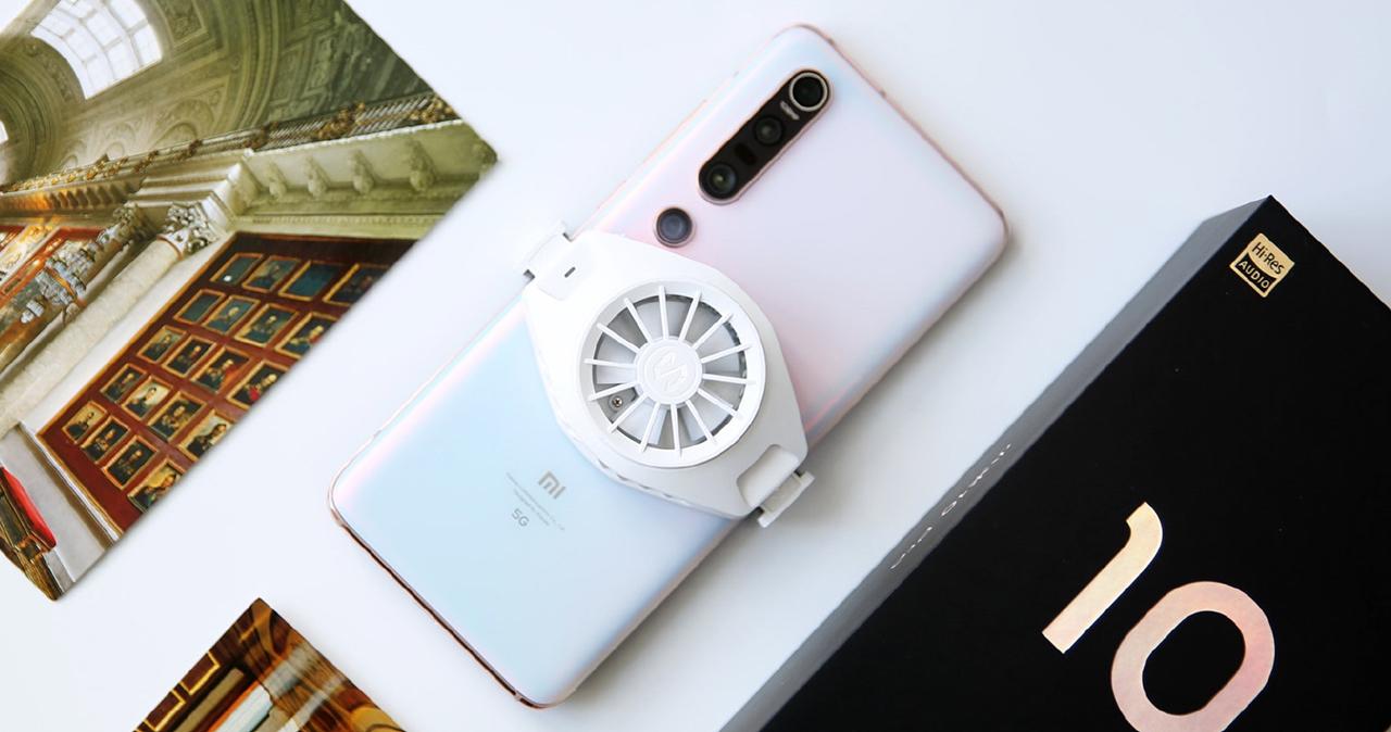 Inilah cara kerja Klip Hitam Termal Es-Panas Xiaomi: heatsink universal yang mampu mengurangi suhu ponsel cerdas Anda hingga 10ºC