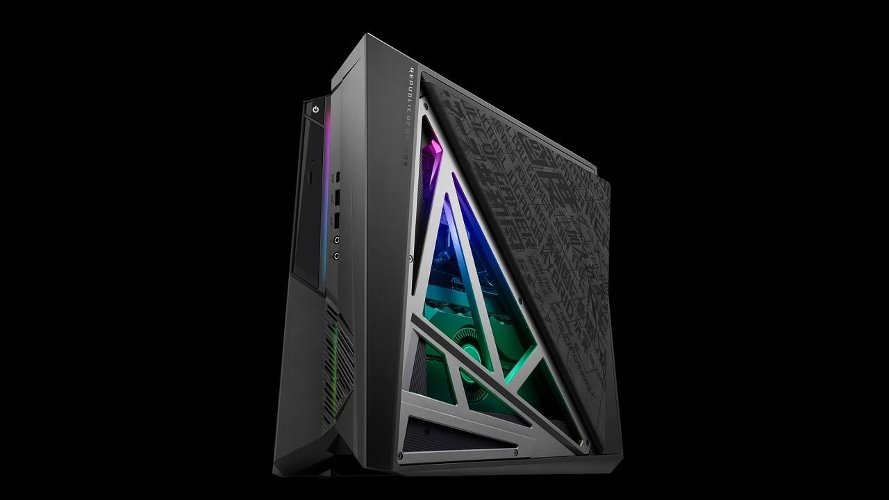 Asus ROG Huracan G21, kompaktowy komputer do gier z niezwykłym sprzętem