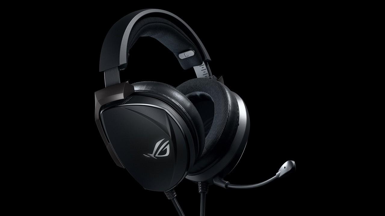Asus ROG Theta Electret, le casque de jeu de la plus haute qualité 1