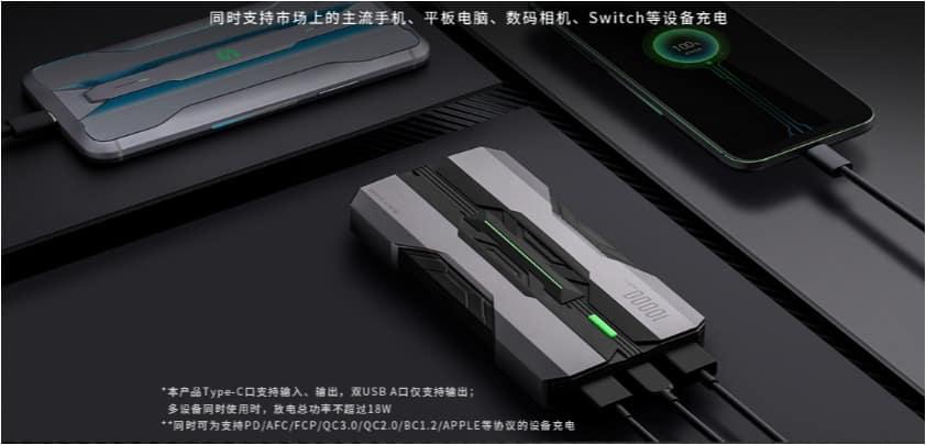 Black Shark 10000mAh: POWERBANK super milik Xiaomi telah tiba!