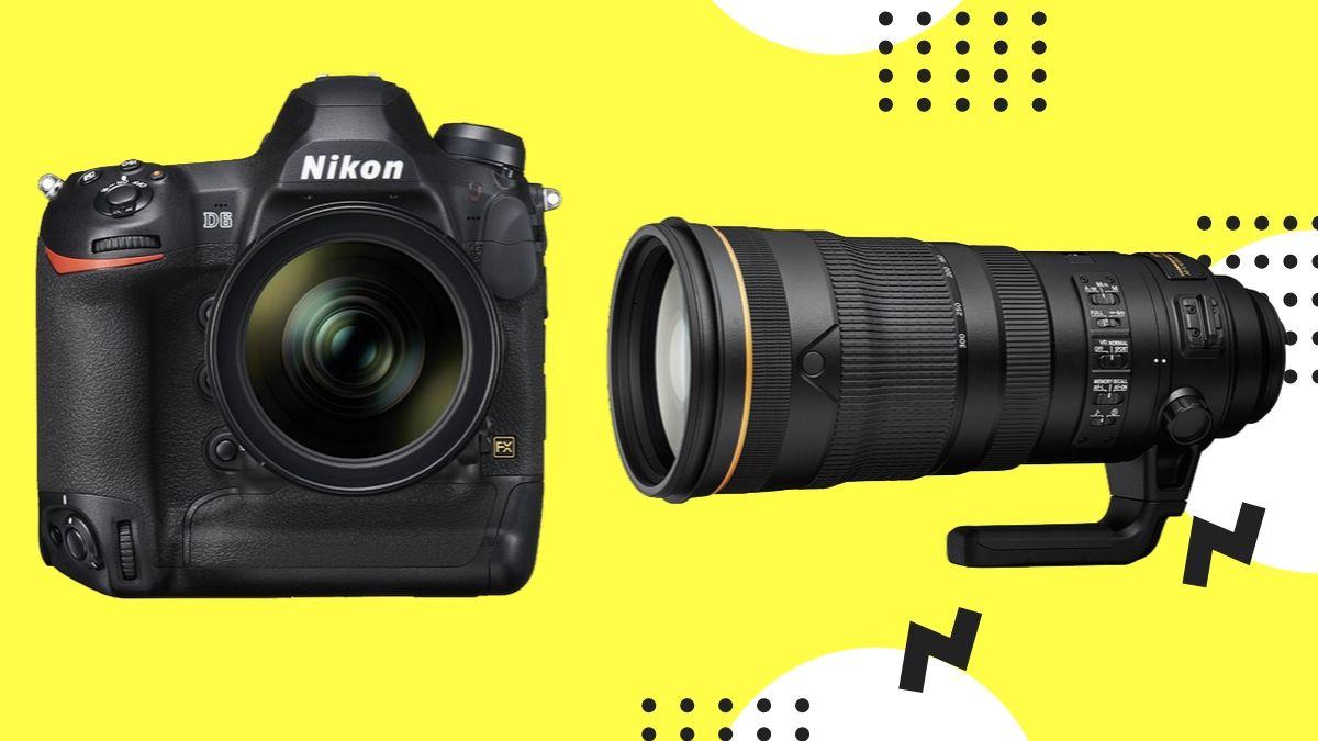 Kamera DSLR Nikon D6 untuk fotografer profesional 1