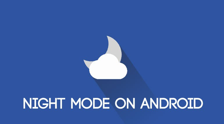night mode android