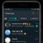 Cómo activar el modo oscuro de WhatsApp (beta) en Android