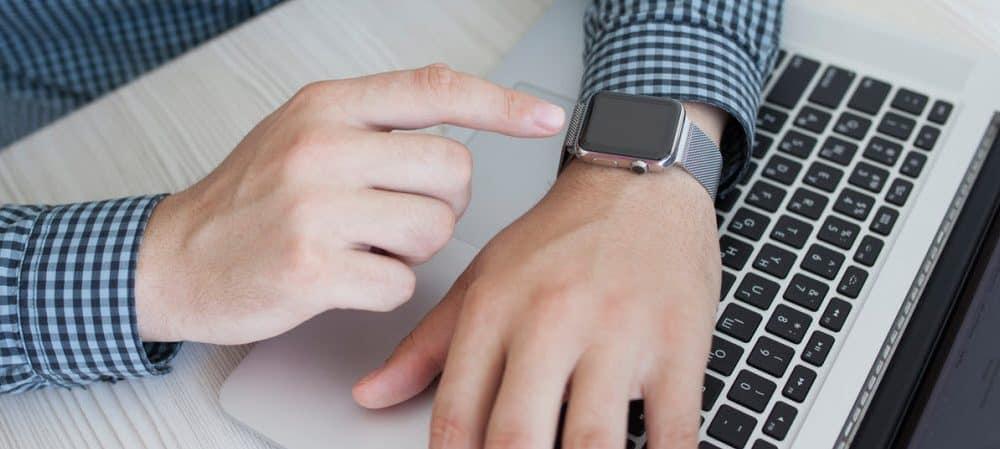 Cara Memperbarui Anda Apple Watch untuk menontonOS 6