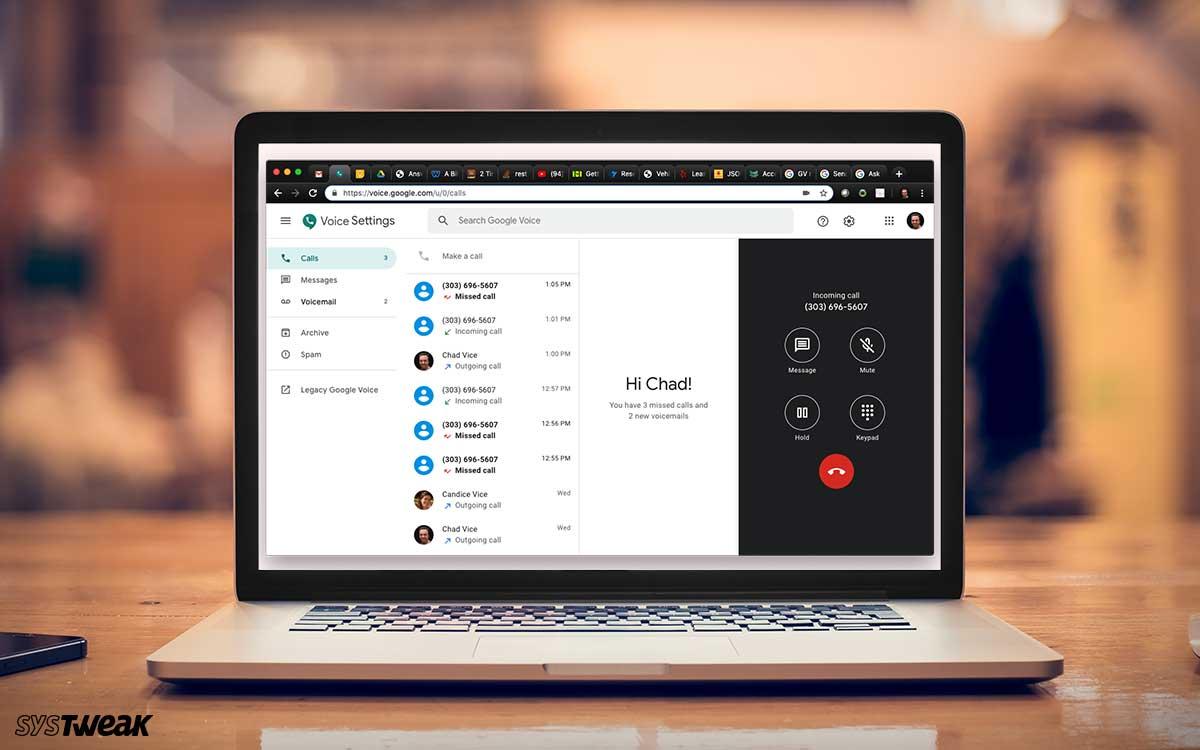 Cara menambahkan kredit ke akun Google Voice 1