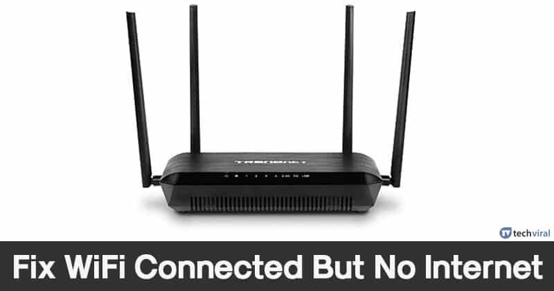 Kuinka korjata WiFi-yhteys, mutta Androidissa ei ole Internetiä