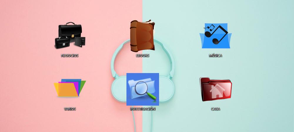 Cara mengubah tampilan folder di Windows 10
