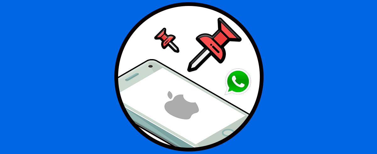 Cách định cấu hình trò chuyện trên iPhone WhatsApp 2